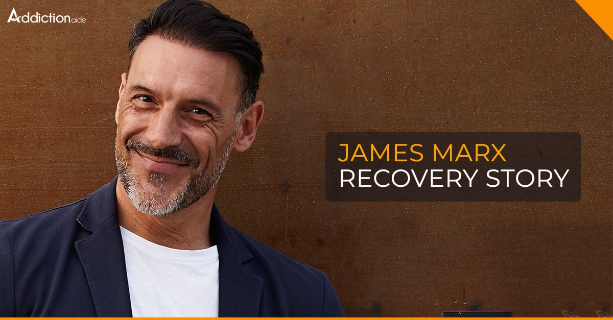 James Marx Recovery story
