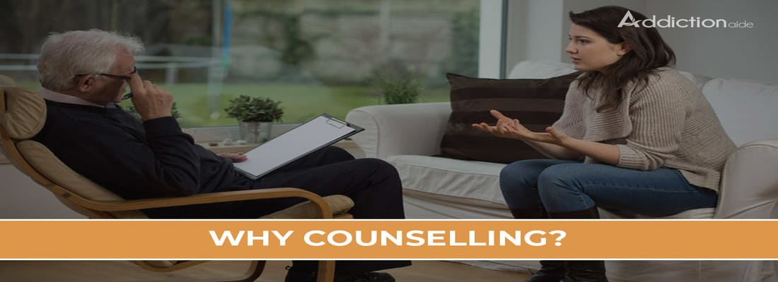 Why counselling